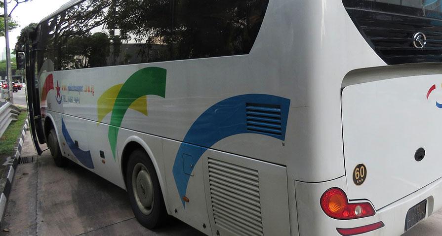Vad betyder bussföretagets begrepp?